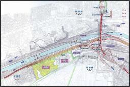 강남순환도시고속도로 건설(4공구)