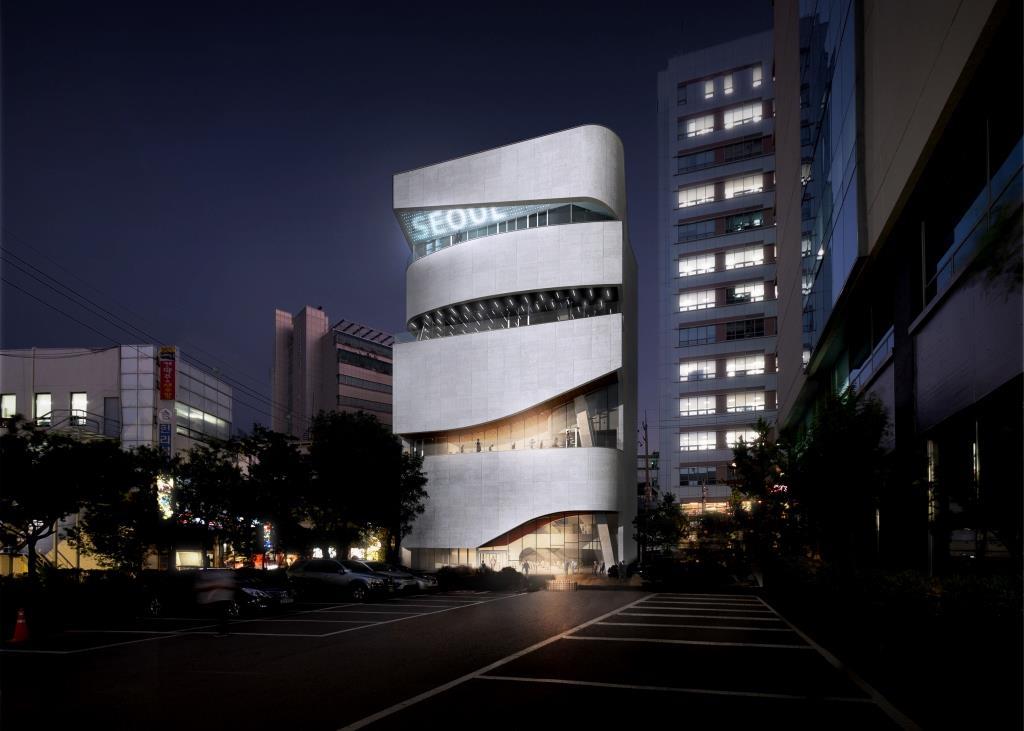 서울 시네마테크 건립공사