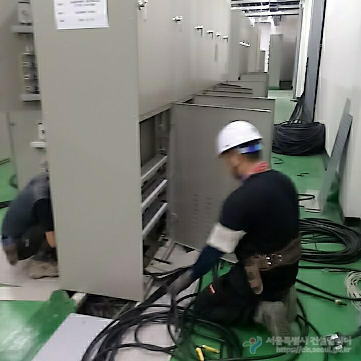 유입동 전기실...
