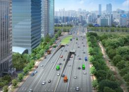 서울제물포터널 민간투자사업(2공구) 건설공사